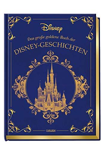 Disney: Das große goldene Buch der Disney-Geschichten: Zauberhaftes Vorlesebuch für die ganze...