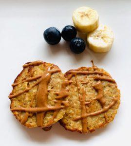 breifrei blw rezepte pancakes